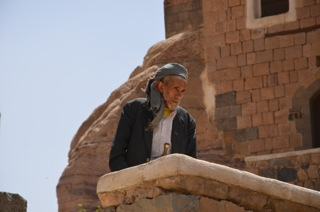 Yemeni Man, Wadi Dhar. © Christopher Swift 2012