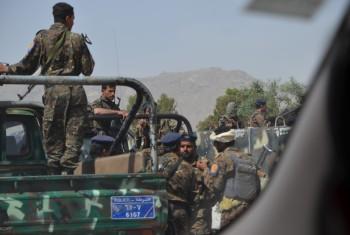 Checkpoint - Sana'a, Yemen