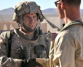 U.S. Army Staff Sergeant Robert Bales